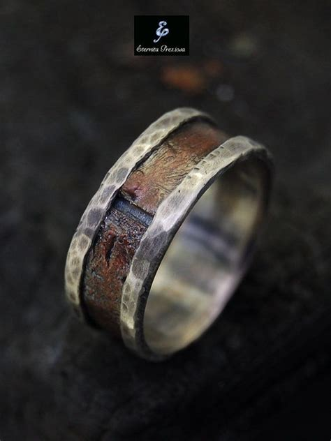 Mens Handmade Rings - 25 best ideas about ring on rings