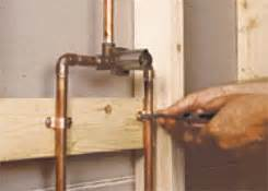 how to install a shower faucet shower faucet installation