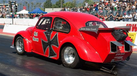 Volkswagen Drag beastly vw bug drag racing m spec motorsports outlaw turbo class from fontana bug in 35