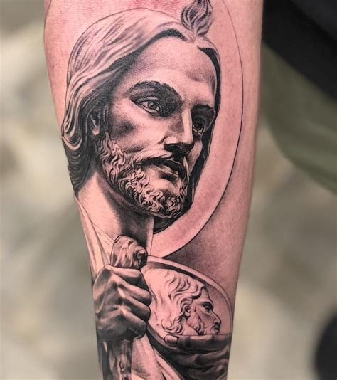 san judas tattoos san judas tadeo tattoos www pixshark images