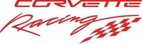 corvette racing decals corvette racing decal checkered flag