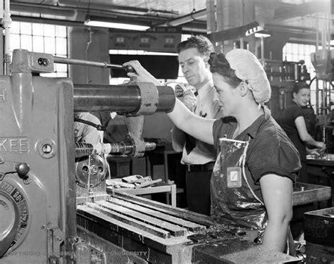 women workers  wwii