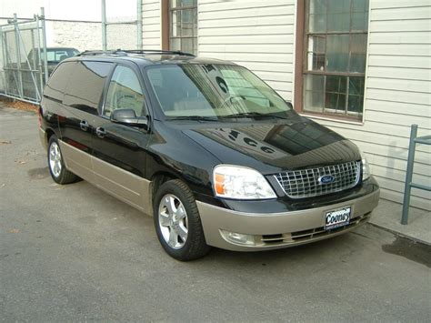 Ford Freestar 2005 by 2005 Ford Freestar Information And Photos Zombiedrive