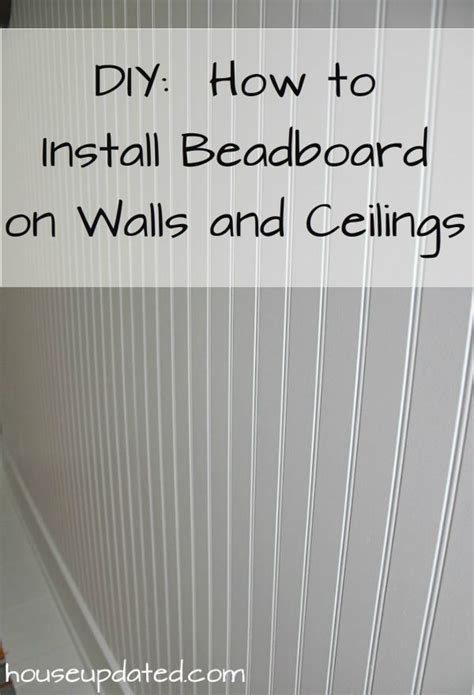 how to hang beadboard paneling best 25 bead board walls ideas on bead board