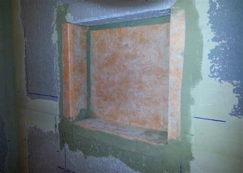 Kerdi Shower Niche by Renovation Home Improvement Contractor Newmarket