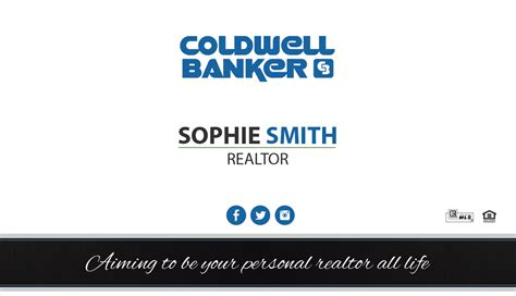 coldwell banker template for business cards coldwell banker business cards 29 coldwell banker
