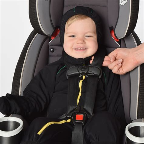 infant snowsuits and car seats car seat onesie size infant to toddler shiverless llc