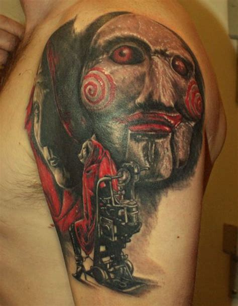 tattoo ideas jigsaw 142 best images about saw tattoos on pinterest jigsaw