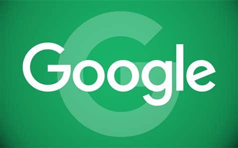 google m wallpaper 배경 화면 google 로고 녹색 배경 hd 그림 이미지