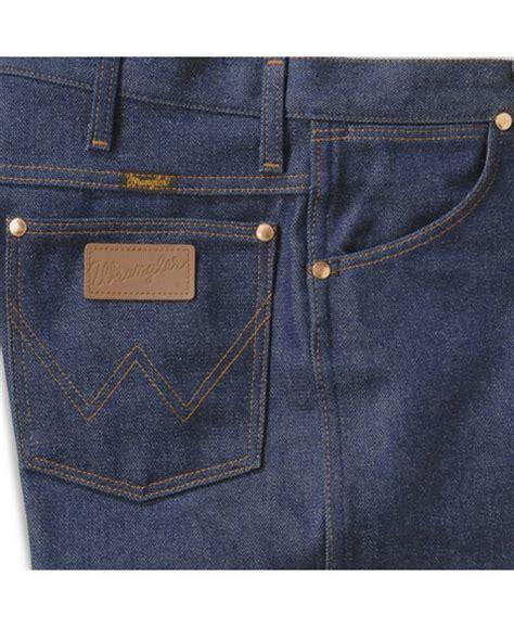 Wrangler Ori mens wrangler size 37 x 34 original fit boot cut pro rodeo 13mwz