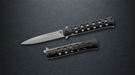 cold steel ti lite header knife newsroom