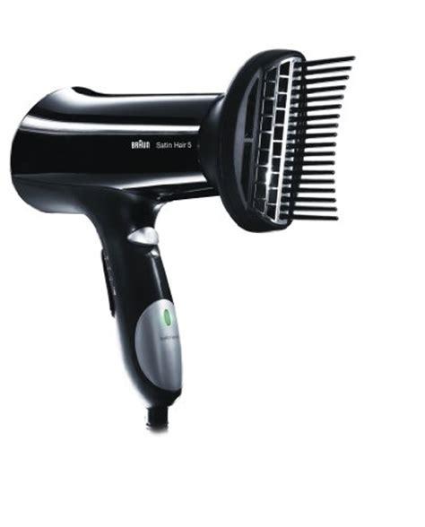 Braun Uno Hair Dryer secador alisador seca y alisa a la vez resultados incre 205 bles