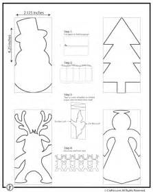 How To Make Paper Snowman Chain - bunting here are some more paper chain