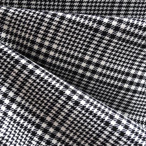 glen plaid upholstery fabric woven glen plaid black cream style maker fabrics
