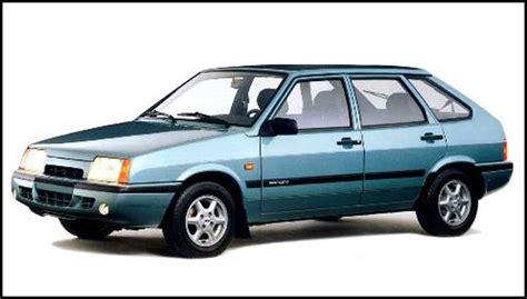 Modern Lada Junkyard Classic 1988 Lada Samara The Modern Lada