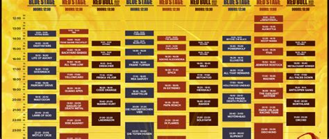rock am ring wann rock 2015 spielplan festivalrocker