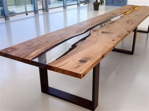 tavoli grandi in legno oltre 25 fantastiche idee su tavoli in legno su