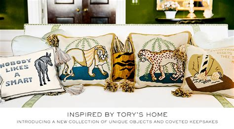 tory burch home decor tory burch home collection stellar interior design
