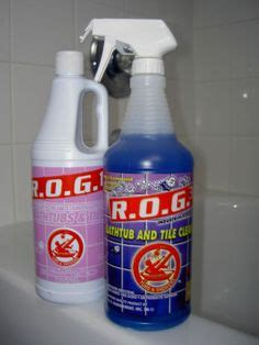 rog bathtub cleaner 1000 images about how to clean grout with the best grout