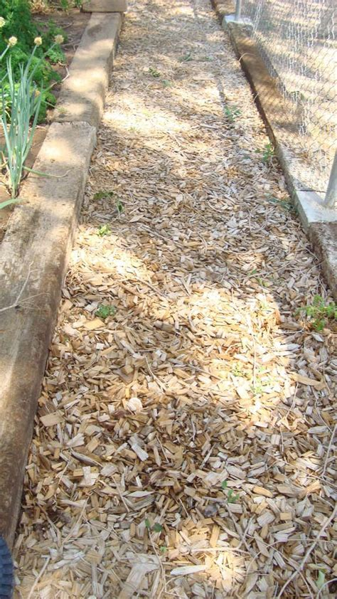 free natural wood chips for landscaping garden lovelies