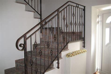 ringhiere in ferro battuto per interni casa immobiliare accessori ringhiere esterne in ferro