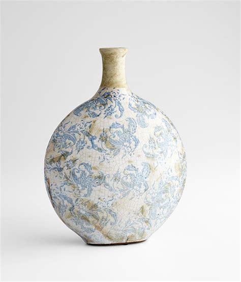 Decorative Vases Large by Large Isela Vase By Cyan Design