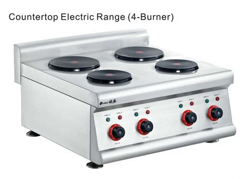Countertop Stove Electric by Countertop Ranges Electric Built In Countertop Stoves
