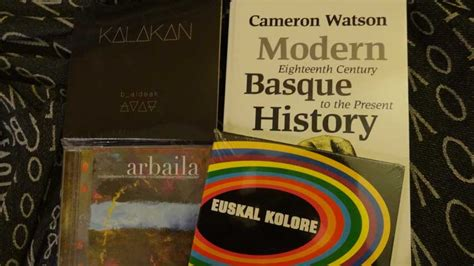 libro the basque history of euskal kultura noticias