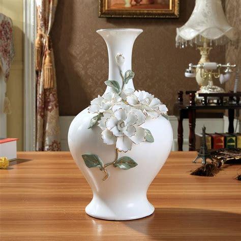 floor vases home decor ceramic white modern flowers vase home decor large floor vases for weeding decoration