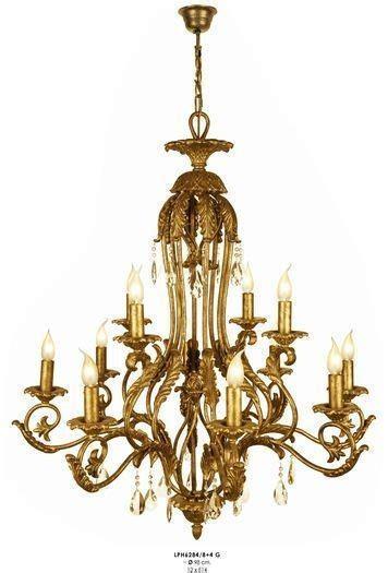 kronleuchter gold kronleuchter barock afdecker
