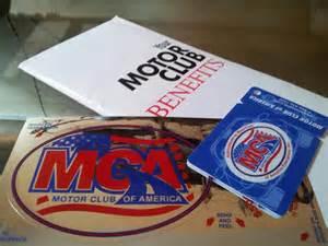 what is mca motor club of america