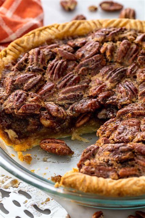 best pecan pie 30 best pecan pie recipes easy southern pecan pie ideas