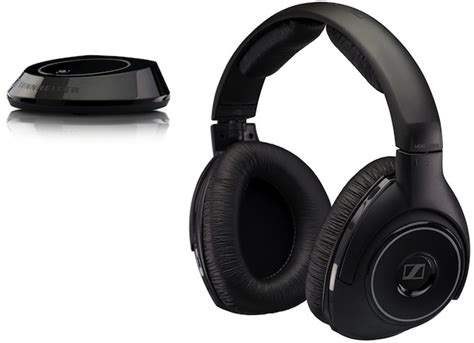 Headphone Sennheiser Rs 160 sennheiser rs 160 digital wireless headphones dockmyipod