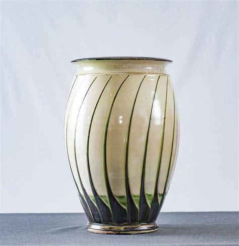 Kahler Vase Large Herman Kahler Vase For Sale At 1stdibs