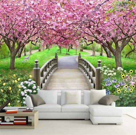 Wallpaper Motif Bunga Cantik by Corak Bunga Yang Cantik Desainrumahid
