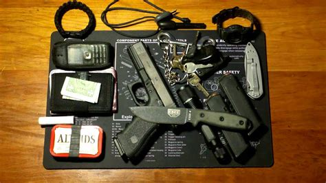 everyday carry tactical everyday carry all day carry by joe tactical summer 2013
