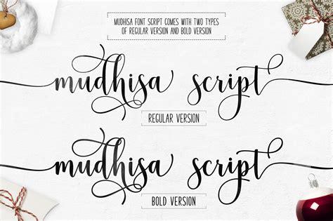 the script download mudhisa script font befonts com