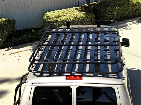 Roof Rack Carriers by Ford Roof Racks Aluminess