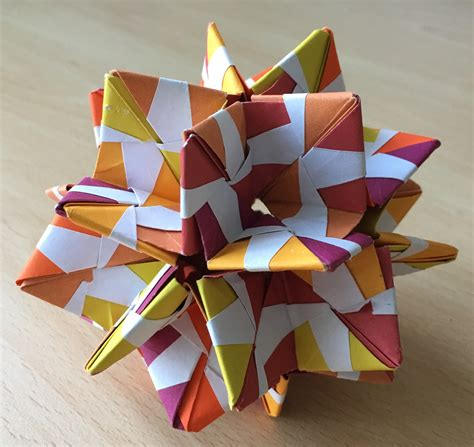 Origami Hedron - origami hedron choice image craft decoration ideas