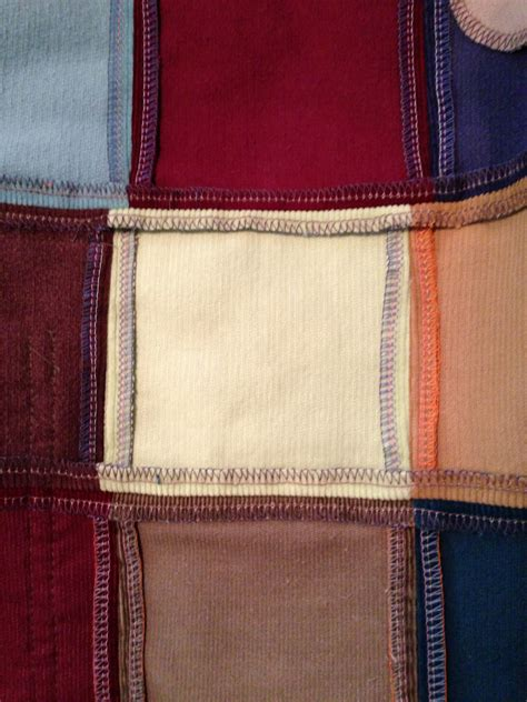 Corduroy Patchwork - size 34 x 32 unisex corduroy patchwork corduroy
