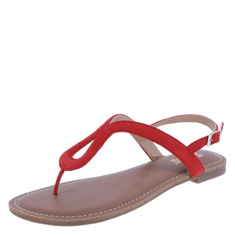 sandals for brash wishbone s flat sandal payless