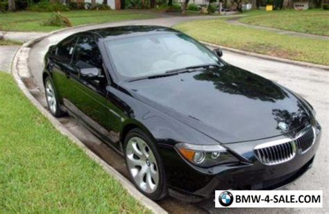 645 Bmw For Sale by 2005 Bmw 6 Series 645 Ci Coupe For Sale In United States