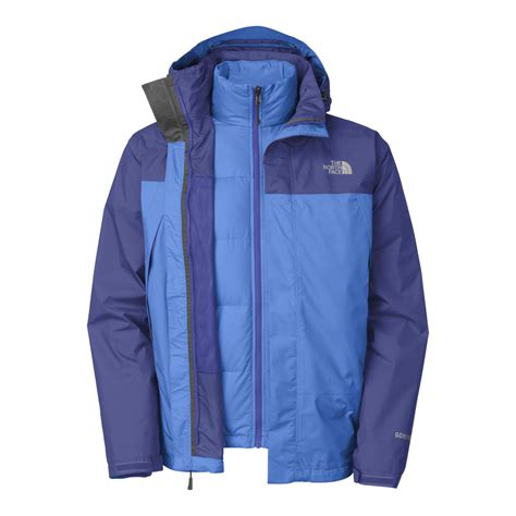 north face light jacket the north face men s mountain light triclimate jacket