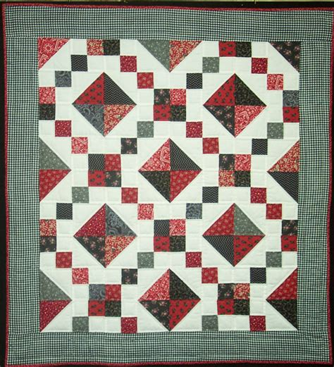 Handmade Quilt Patterns - amish quilts decorlinen