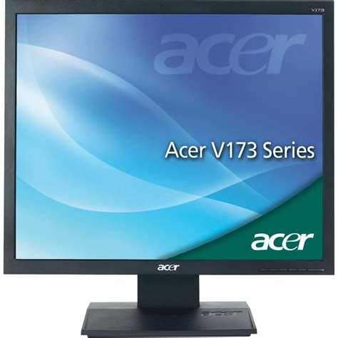 Monitor Acer V173 Acer V173 Tft Monitor 17 Quot From Conrad Electronic Uk