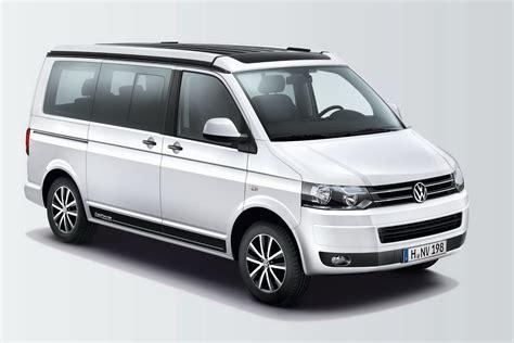volkswagen multivan volkswagen transporter california special edition