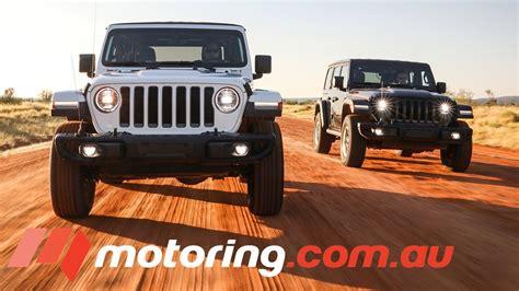 australian outback jeep jeep tests jl wrangler in outback australia motoring com