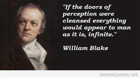 William Doors Of Perception Poem by William Quotes On Quotesgram