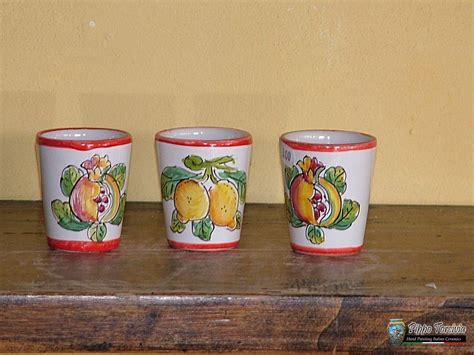 bicchieri limoncello scheda prodotto bicchiere limoncello ceramiche torcivia srl