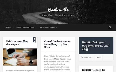 custom layout on wordpress 49 best free wordpress blog themes for 2018